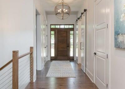Living Stone Design+Build Cooper Entry Hallway