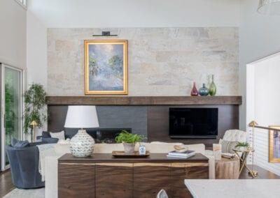Living Stone Design+Build Ceiling Beams