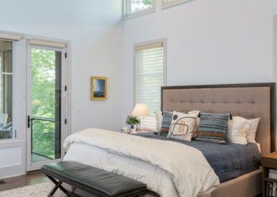 Living Stone Design+Build Cooper Master Bedroom