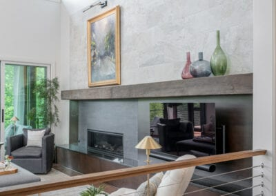 Living Stone Design+Build Cooper Accent Wall