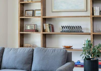 Living Stone Design+Build Cooper Shelves