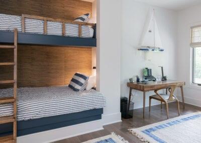 Living Stone Design+Build Cooper Guest Bedroom