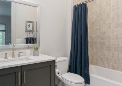 Living Stone Design+Build Cooper Bathroom
