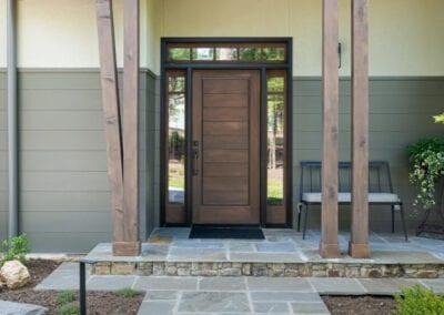 Living Stone Design+Build Cooper Front Door