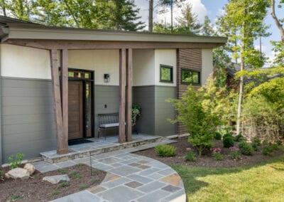Living Stone Design+Build Cooper Front Deck