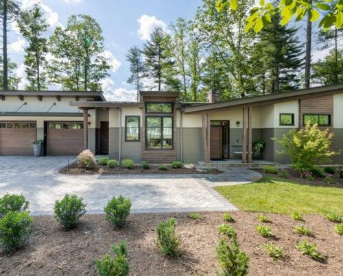 Living Stone Design+Build Cooper Contemporary Home