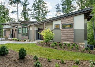 Living Stone Design+Build Cooper Front Yard