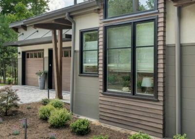 Living Stone Design+Build Cooper Front Landscaping