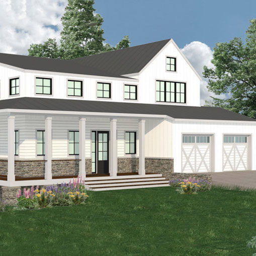Lot 8 in Thoms Estate