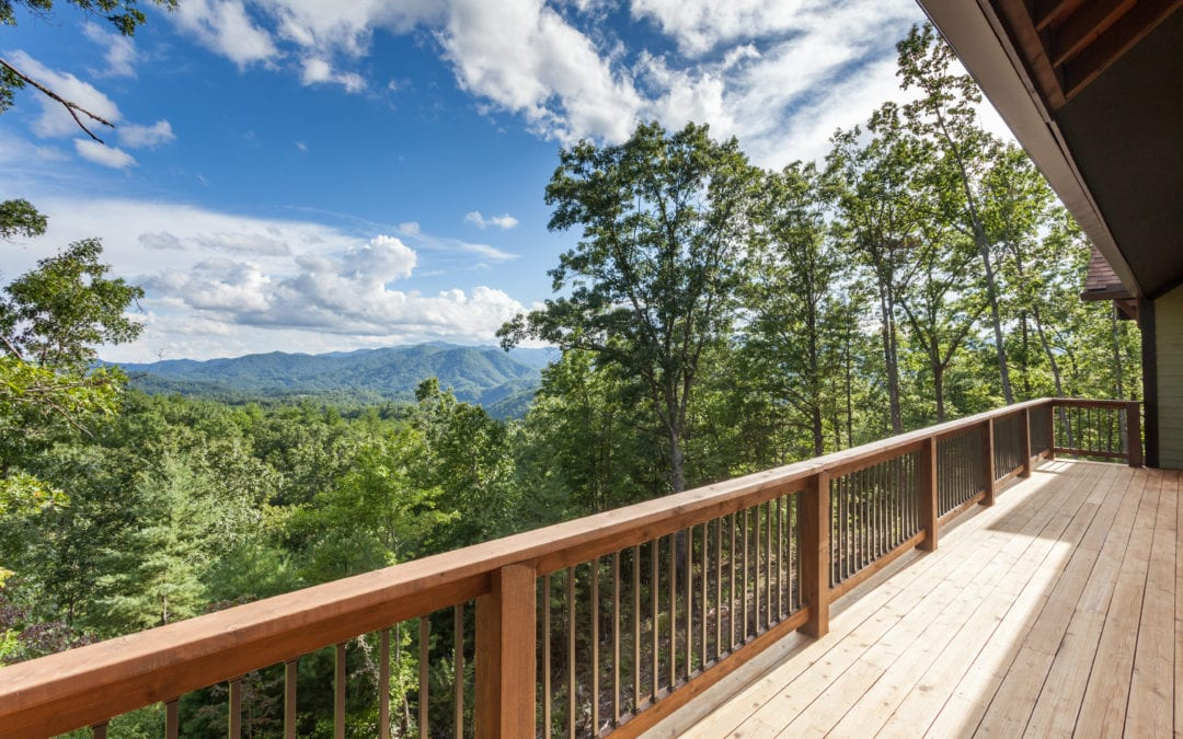 The 2016 Southern Living Inspired Home: A mountain home at one with its setting