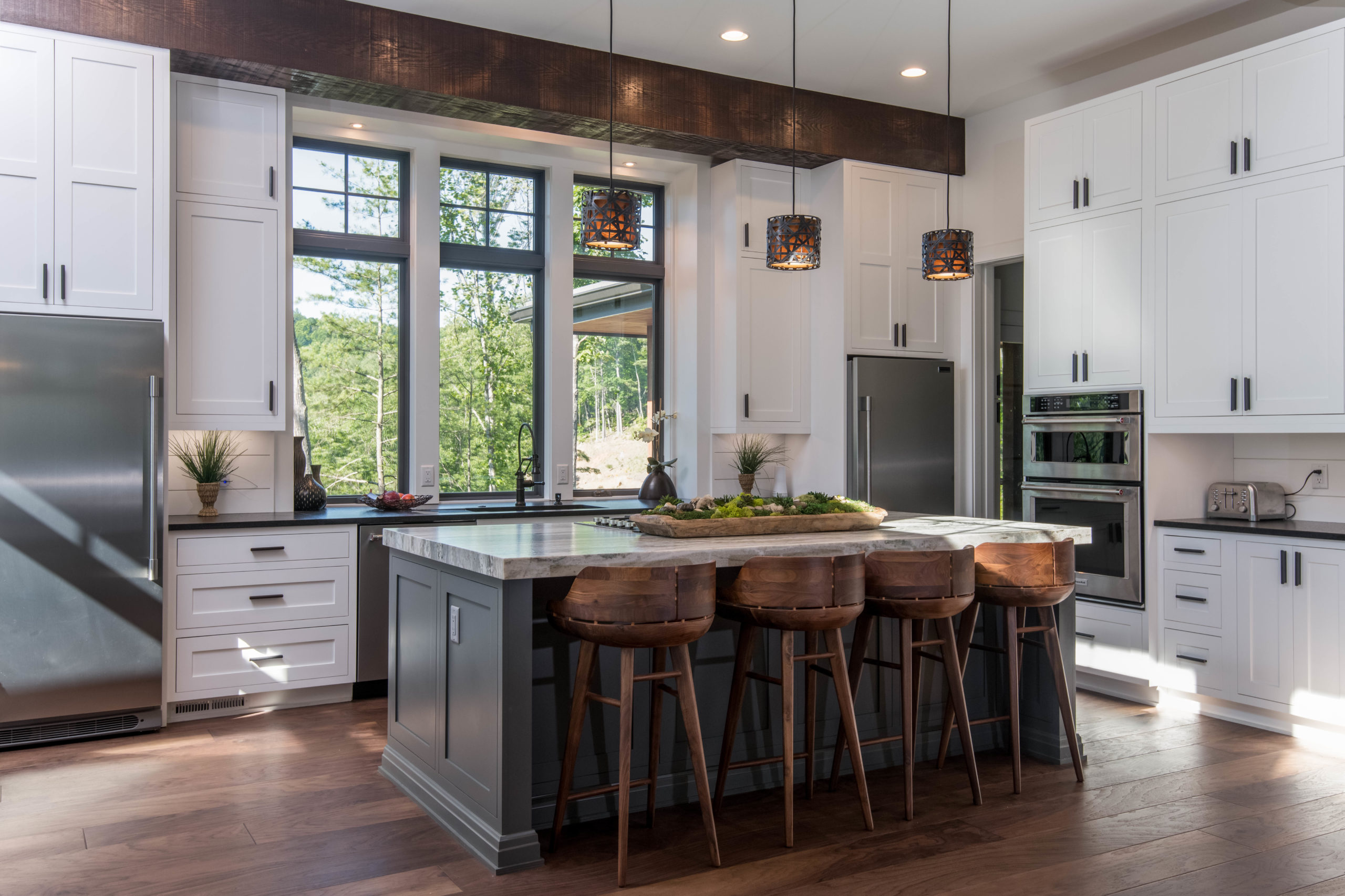 Living Stone Named Most Innovative Sustainable Home Builder in North Carolina
