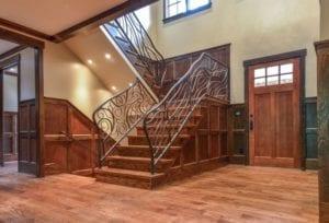 Skytop Farms Mountain Lodge Interior