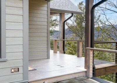 Living Stone Design+Build Logan Porch