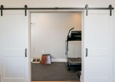 Living Stone Design+Build Logan Home Gym