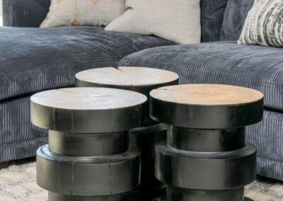 Living Stone Design+Build Logan Coffee Table