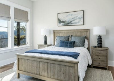 Living Stone Design+Build Logan Bedroom