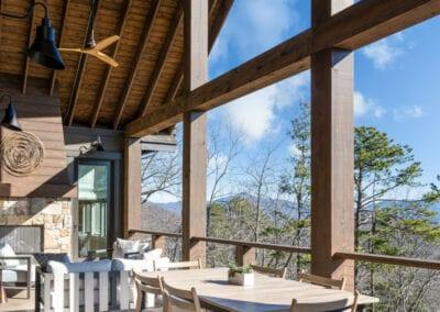 Living Stone Design+Build Logan Outdoor Table