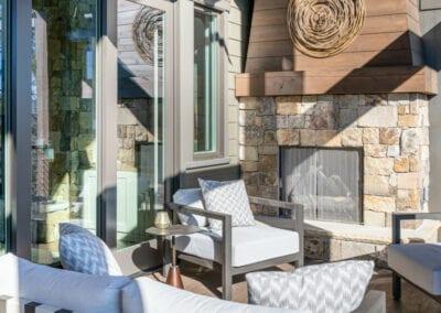 Living Stone Design+Build Deck Furniture
