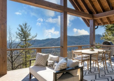 Living Stone Design+Build Logan Porch View