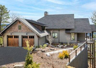 Living Stone Design+Build Logan Side View