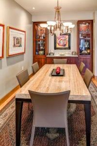 The Modern Wetjen Dining Area
