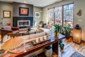 The Modern Wetjen Livingroom Fireplace