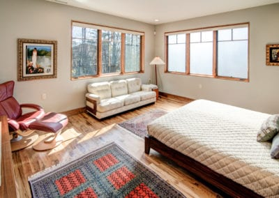 The Modern Wetjen Master Bedroom
