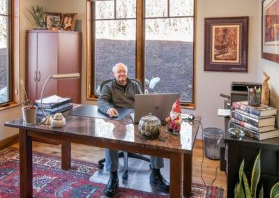 The Modern Wetjen Owner in Office