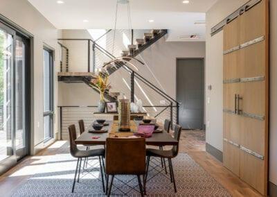 Living Stone Design+Build The Ramble Sliding Doors