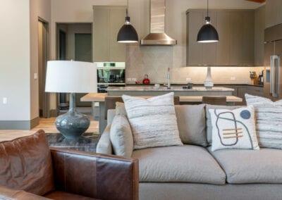 Living Stone Design+Build Living Room Decor