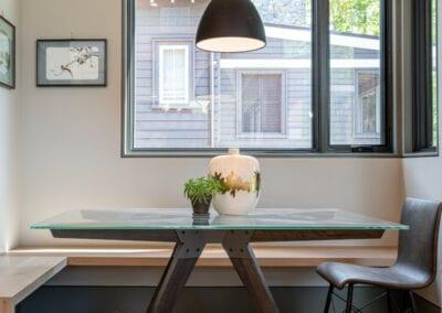 Living Stone Design+Build The Ramble Breakfast Nook