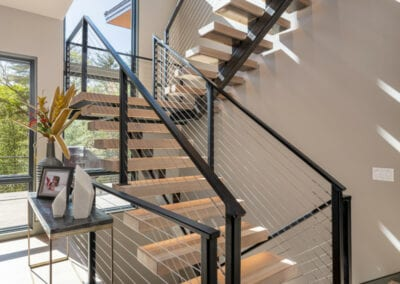 Living Stone Design+Build The Ramble Stairwell