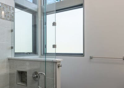 Living Stone Design+Build Bathroom Windows