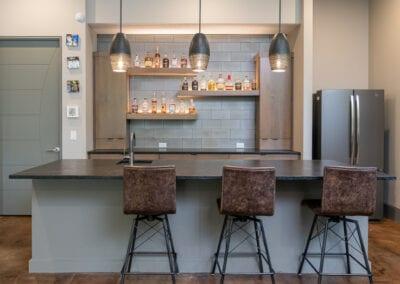 Living Stone Design+Build The Ramble Barstools