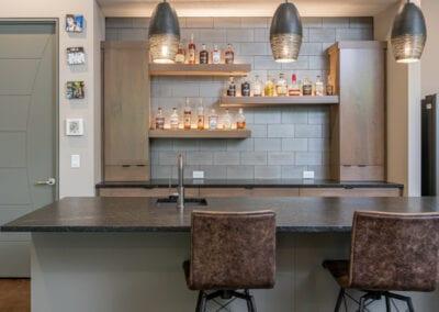 Living Stone Design+Build The Ramble Bar
