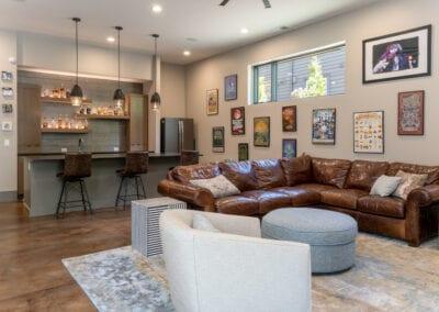 Living Stone Design+Build The Ramble Lounge