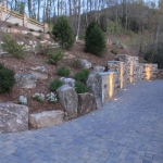 Black Mountain Craftsman landscape