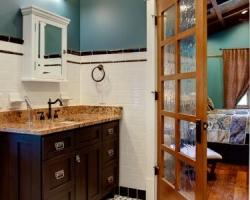 Craftsman bathroom, 9 Emerson Rd