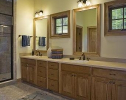 His and Her bathroom