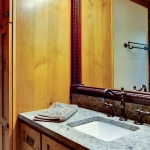 Craftsman bathroom sink