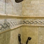 Craftsman shower and tile