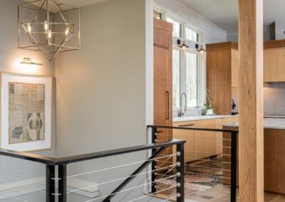 Living Stone Design+Build Hawks Nest Stairs