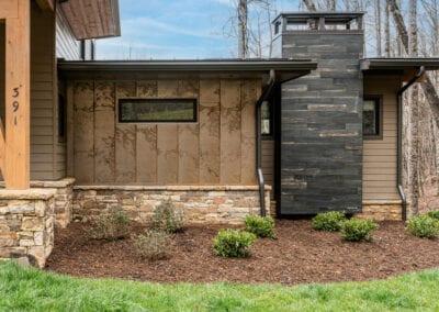 Living Stone Design+Build Hawks Nest Siding