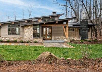 Living Stone Design+Build Hawks Nest Architecture