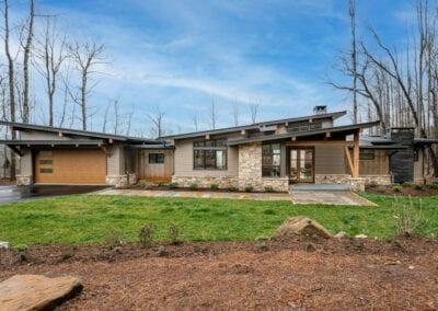 Living Stone Design+Build Hawks Nest Front view