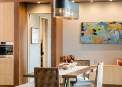 Living Stone Design+Build Hawks Nest Dining Room Table