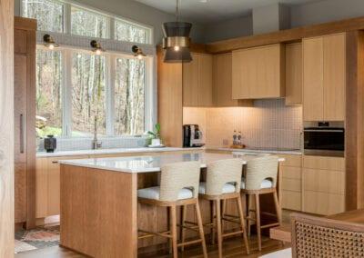 Living Stone Design+Build Hawks Nest Kitchen Window