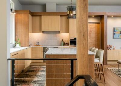 Living Stone Design+Build Hawks Nest Kitchen