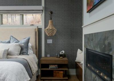 Living Stone Design+Build Hawks Nest Bedside Table