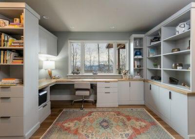 Living Stone Design+Build Hawks Nest Office